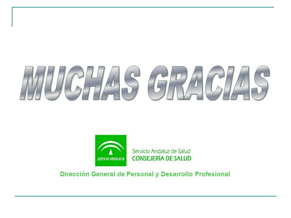 Dirección General de Personal y Desarrollo Profesional