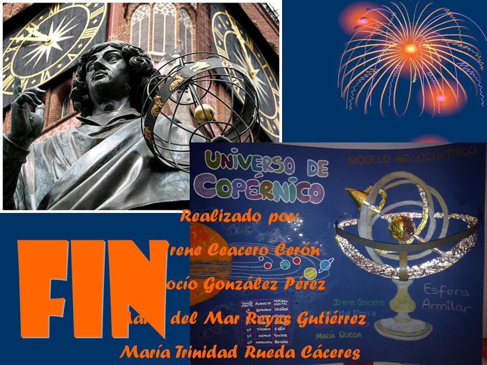 Realizado por: Irene Ceacero Cerón Rocío González Pérez María del Mar Reyes Gutiérrez María Trinidad Rueda Cáceres