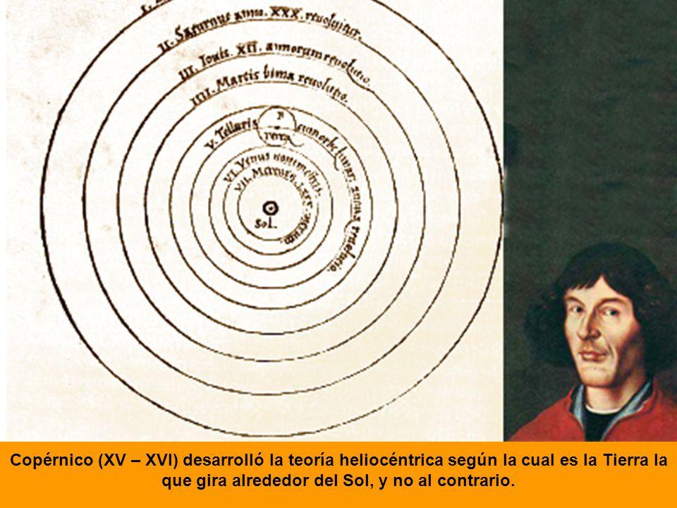 Algunas observaciones de Tycho Brahe (XVI) contradecían la imagen antigua del Universo: la visión de una estrella nova negaba la inmutabilidad de los cielos, la naturaleza supralunar de los cometas los hacía incompatibles con las esferas.