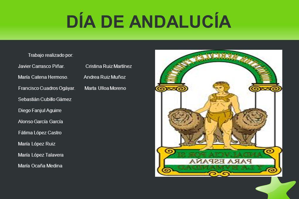 Limites de Andalucia : N : Extremadura y Castilla la Mancha.