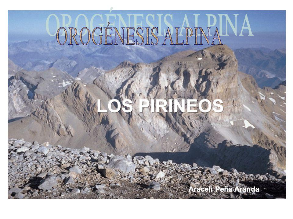 El Pirineo define la unidad geológica (cordillera) que separa Iberia del resto de Europa.