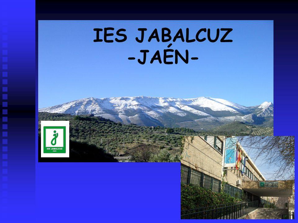 IES JABALCUZ -JAÉN-