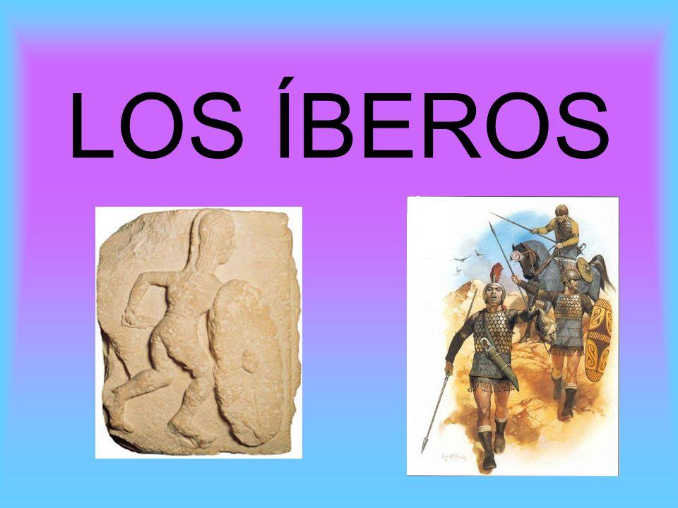 Así llamaron los antiguos griegos a los habitantes del este y sur de la Península Ibérica, para distinguirlos de otros pueblos, cuya cultura y costumbres eran diferentes.