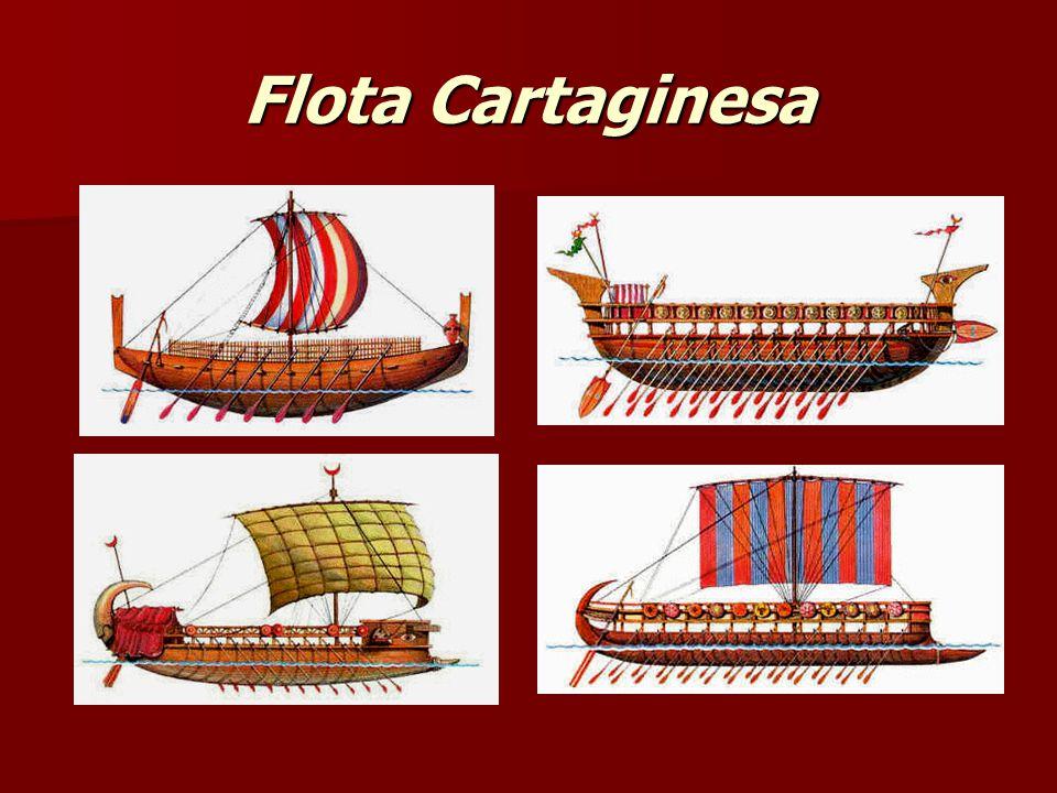 Flota Cartaginesa