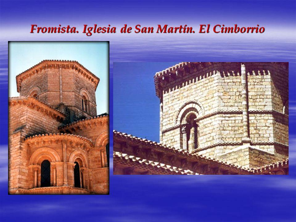 Fromista. Iglesia de San Martín. El Cimborrio
