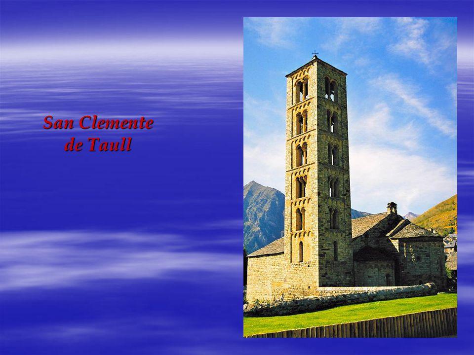 San Clemente de Taull