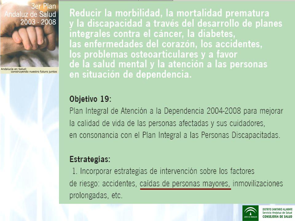 Soluciones aportadas La incorporación como objetivo específico en los AGC del 2008 de 9 de las 14 UGC del Distrito