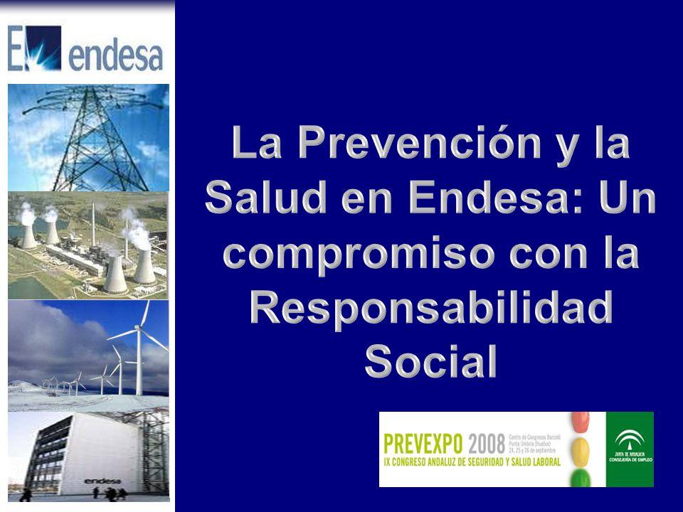 ENDESA. PLAN PRAEVENIO PREVENCIÓN Y SALUD EN ENDESA: COMPROMISO CON LA RESPONSABILIDAD SOCIAL