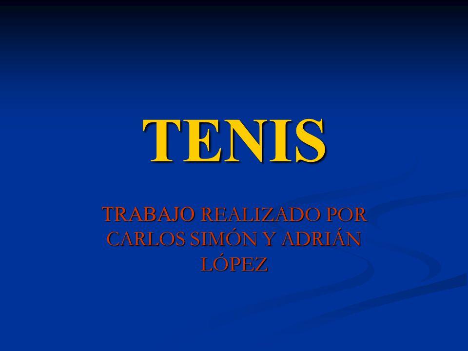 HISTORIA (BREVE) El tenis es un deporte de pelota y raqueta disputado entre dos jugadores (individuales) o entre dos parejas (dobles).