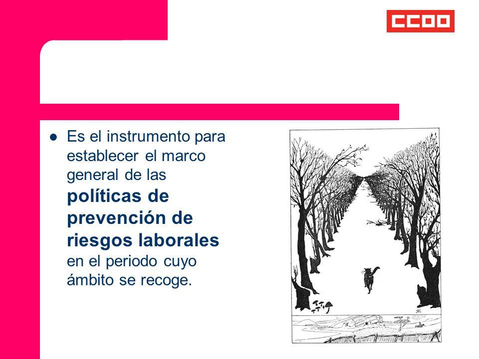 Objetivo 3: Participación.– Agentes de prevención: Imprescindible un plan de formación específico.