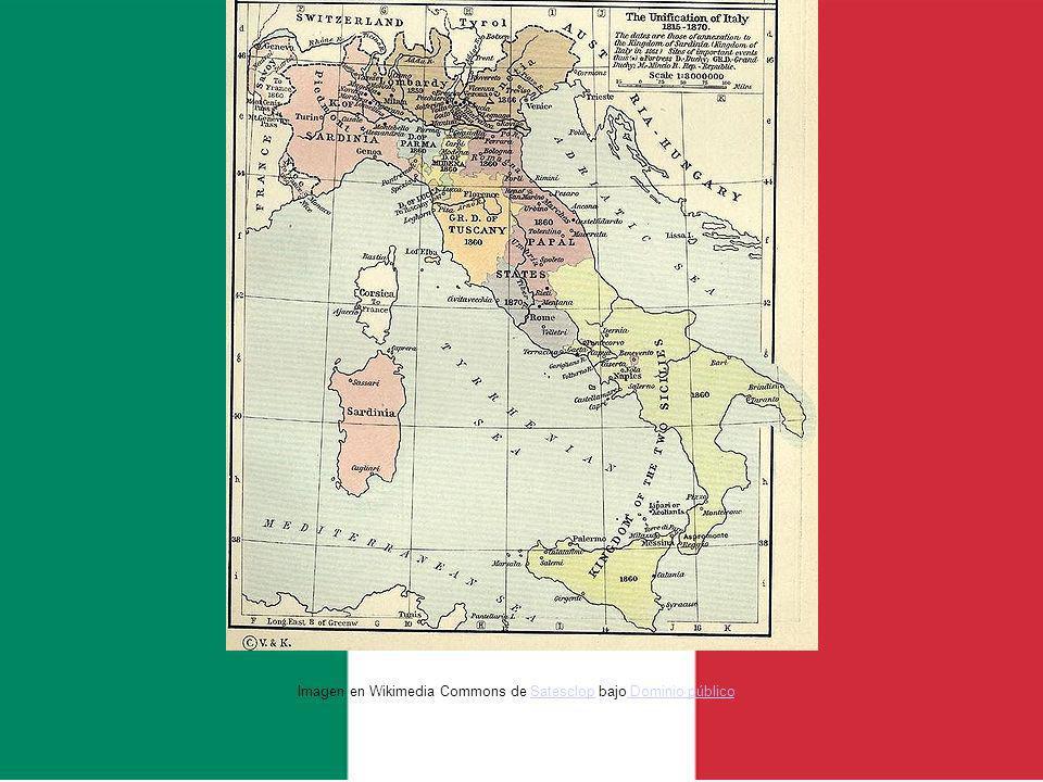 Imagen en Wikimedia Commons de Satesclop bajo Dominio públicoSatesclop Dominio público