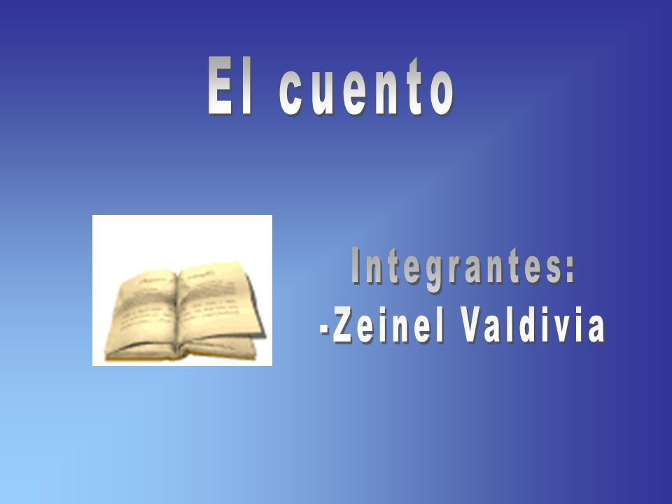 El cuento es una narración breve del genero literario,oral, o escrita en la que se relata una historia real o ficticia.