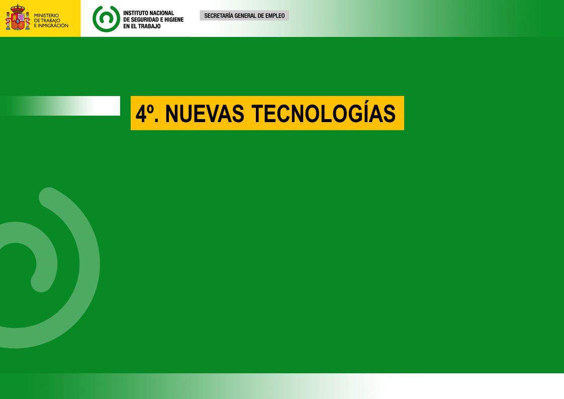 4º. NUEVAS TECNOLOGÍAS