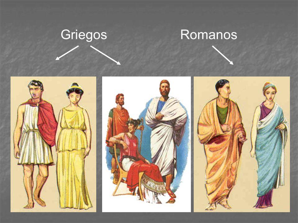 GriegosRomanos