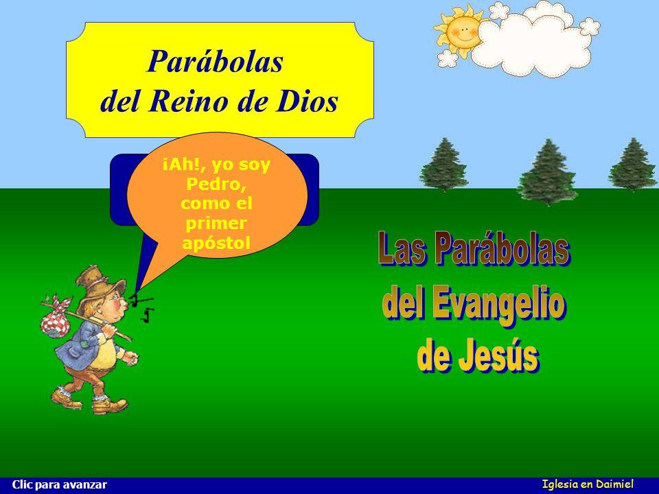 Iglesia en Daimiel Hola, chicos (as), os voy a presentar...