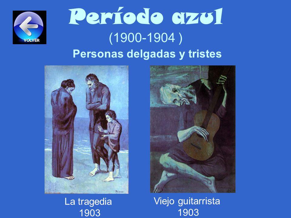 Obra: el arte de picasso Pintor más famoso del siglo XX, también trabajó la escultura. Pintó en muchos estilos. Pincha en el número para ver cada esti