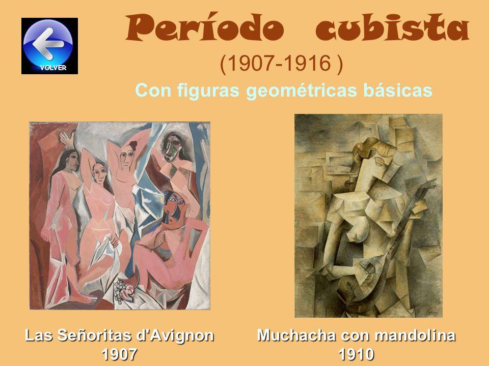 Período rosado (1904-1906 ) Escenas de payasos y circo con más colorido Acróbata y arlequin jóven 1905 Familia de arlequines con un mono 1905 VOLVER
