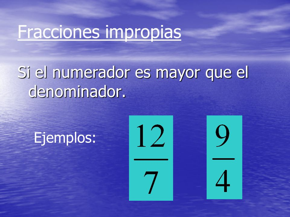 Razón La razón de dos números a y b es su cociente, a/b.