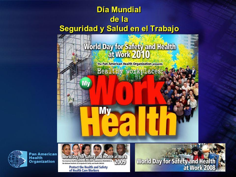 Pan American Health Organization Lugares de Trabajo Saludables: Un modelo para actuar Proceso continuo de mejoramiento de la protección y promoción de la salud, seguridad y bienestar de los trabajadores Sostenibilidad Trabajadores y empleadores.