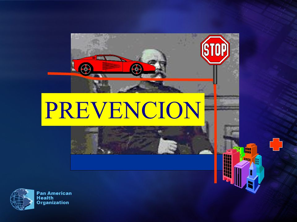 Pan American Health Organization PREVENCION