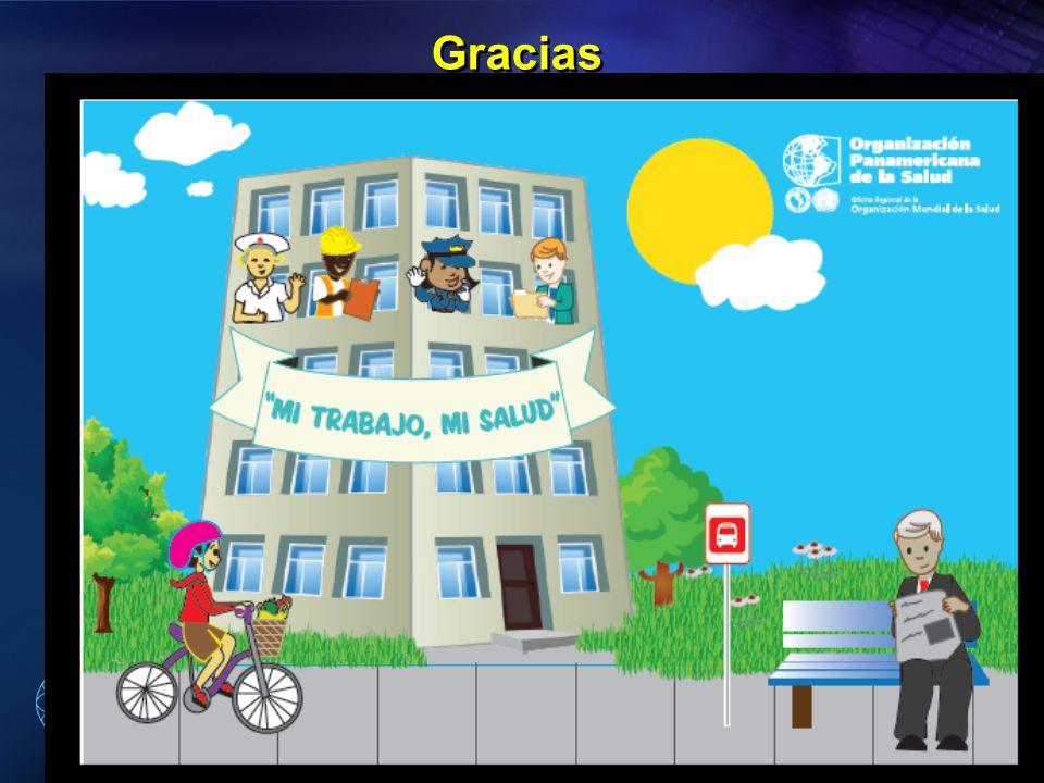 Pan American Health Organization Gracias