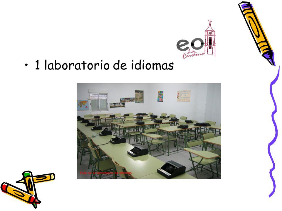 1 laboratorio de idiomas