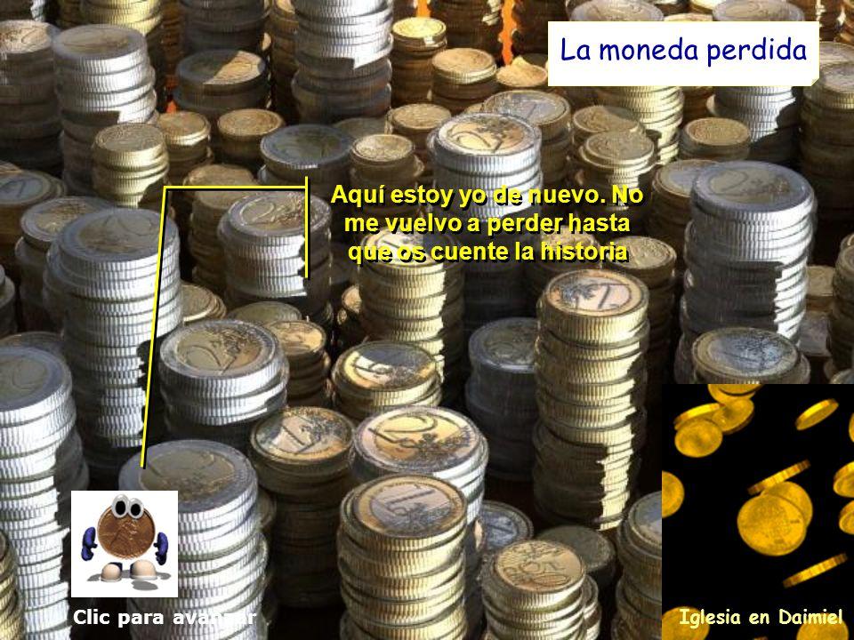 Clic para avanzar Iglesia en Daimiel La moneda perdida