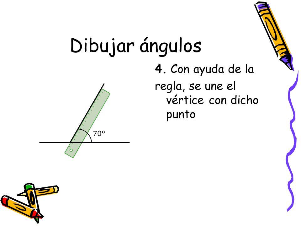 CLASIFICACIÓN DE LOS ÁNGULOS Según su amplitud, un ángulo puede ser: Agudo: si es menor de 90°.