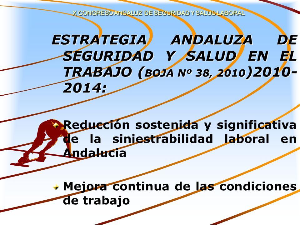 X CONGRESO ANDALUZ DE SEGURIDAD Y SALUD LABORAL PREVALENCIA DEL SOBREPESO Y OBESIDAD EN TRABAJADORES DE LA ADMINISTRACIÓN SOMETIDOS A RECONOCIMIENTO M