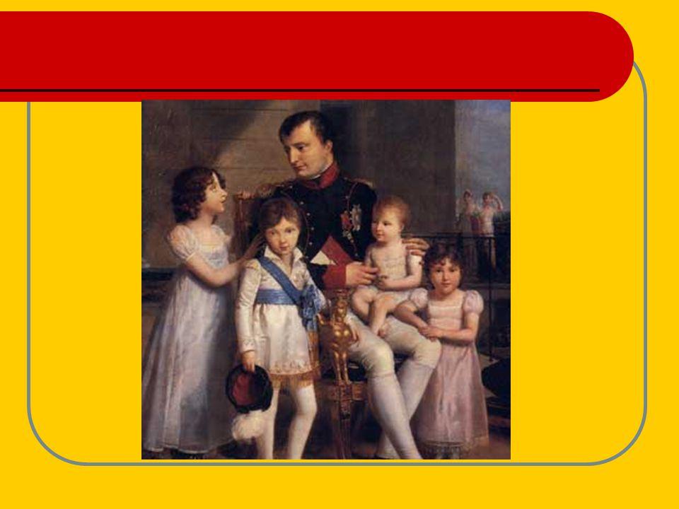 Los Cien Días El imperio de Napoleón se desintegró.