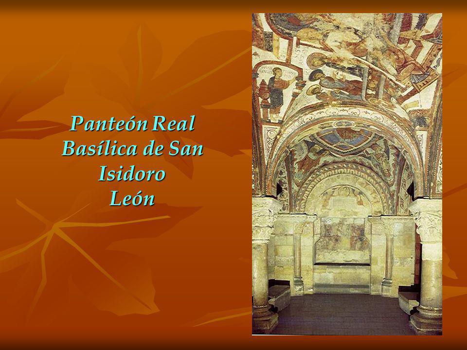 Panteón Real Basílica de San Isidoro León