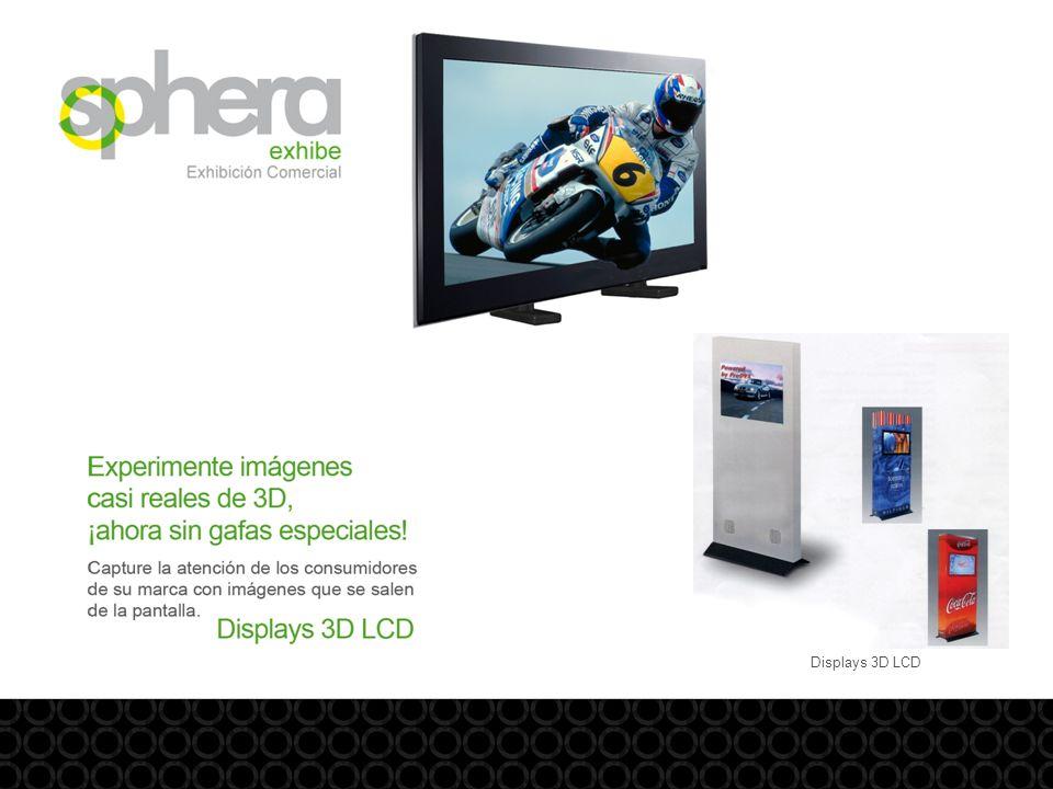Displays 3D LCD