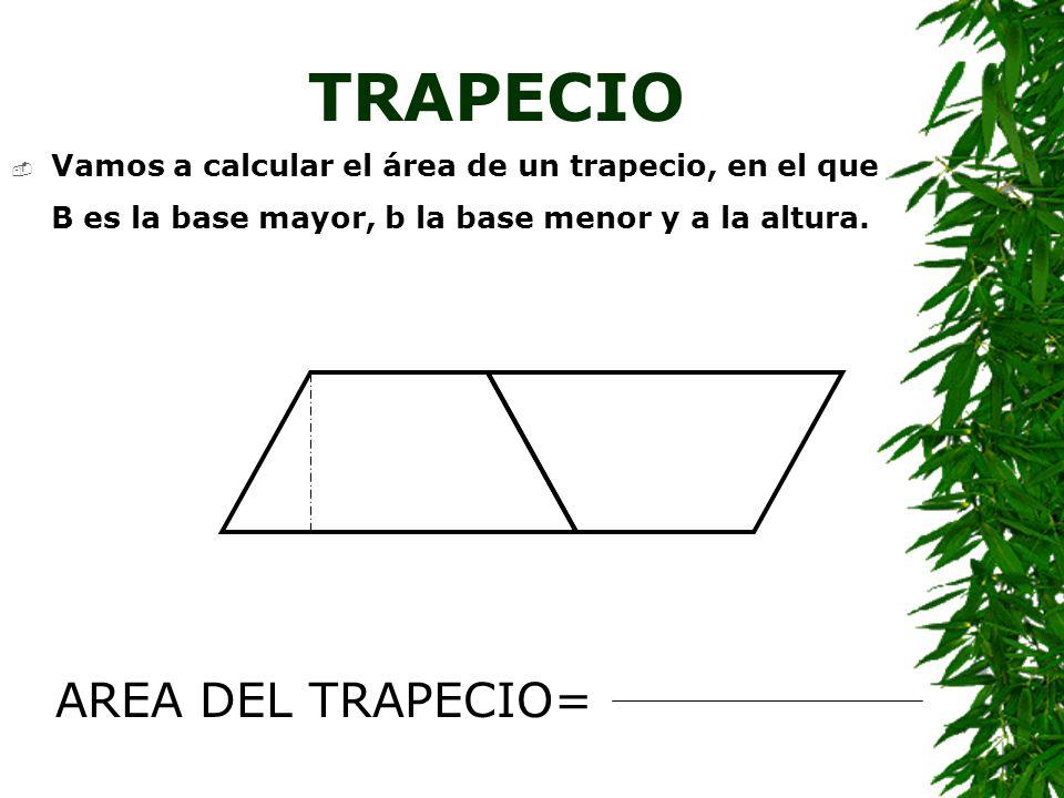 AREA DEL ROMBO= Las diagonales de un rombo miden 42 cm y 2 dm respectivamente.