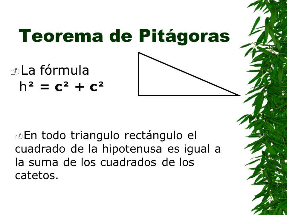 Triángulo Fijate en las siguientes figuras: Figura 1 Figura 2 Por lo que su formula será: AREA DEL TRiANGULO =