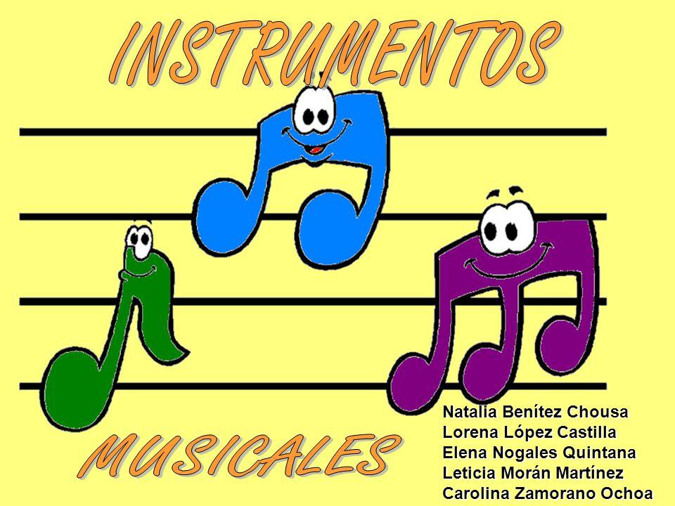 ¿Cómo se llaman los constructores de instrumentos.