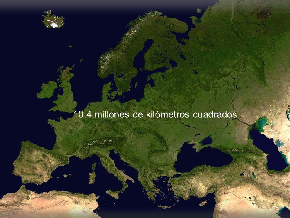Llanura atlántica Llanura central Llanura báltica Llanura de la Europa oriental Alpes Montes Escandinavos Montes Urales Macizos y mesetas Pirineos