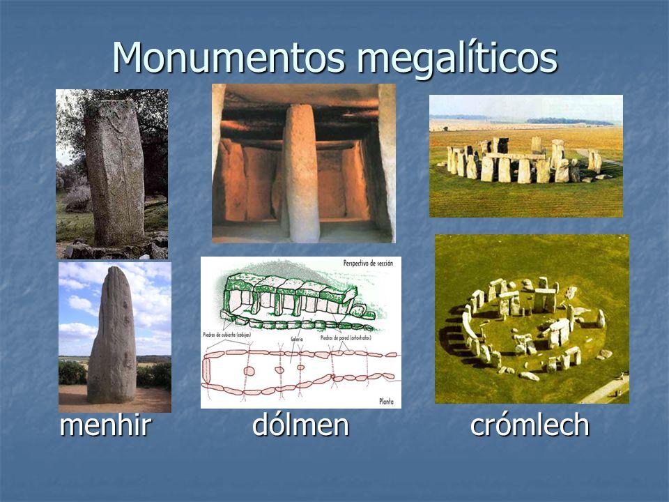 Monumentos megalíticos menhir dólmen crómlech menhir dólmen crómlech