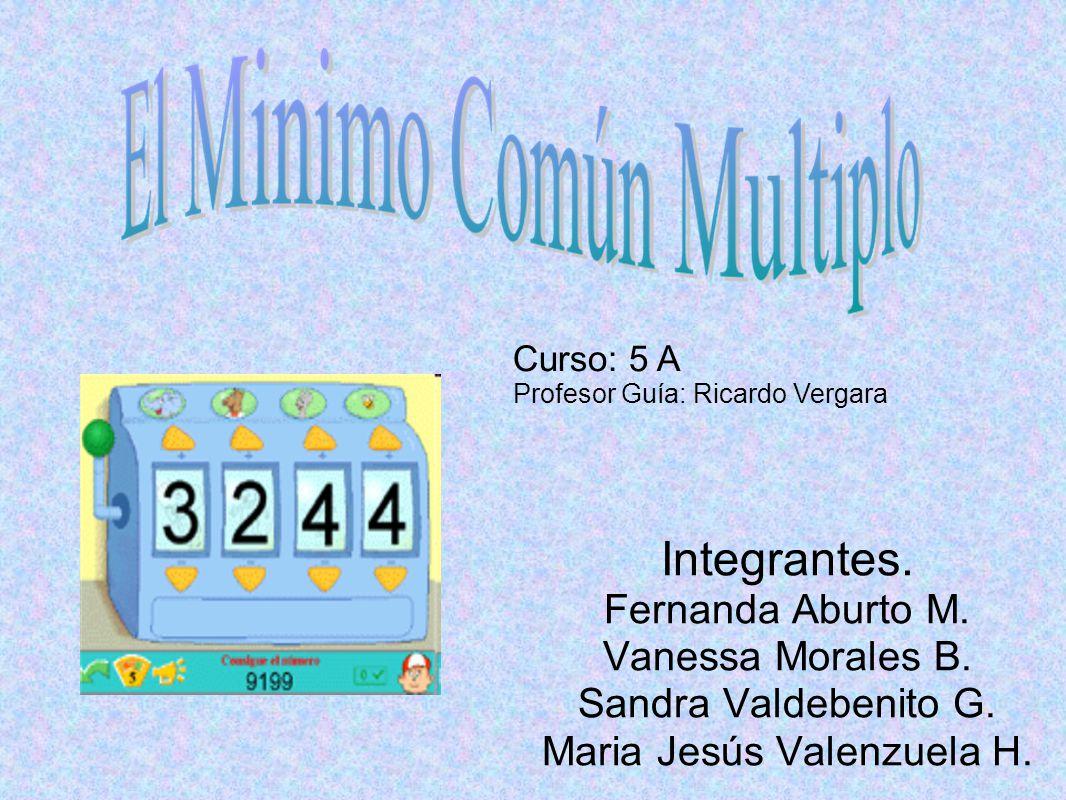 Integrantes.Fernanda Aburto M. Vanessa Morales B.