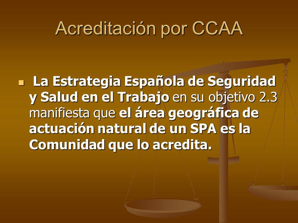 Implantación de SPAs EspecialidadesNºALAS/C% Técnicas33925074% Médicas1158776%