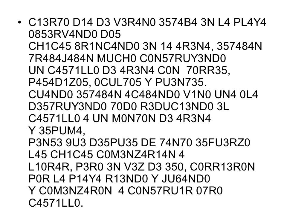 C0MPR3ND1 9U3 H4814 4PR3ND1D0 UN4 6R4N L3CC10N; 6454M05 MUCH0 713MP0 D3 NU357R4 V1D4 C0N57RUY3ND0 4L6UN4 C054 P3R0 CU4ND0 M45 74RD3 UN4 0L4 L1364 4 D357RU1R 70D0, S010 P3RM4N3C3 L4 4M1574D, 3L 4M0R Y 3L C4R1Ñ0, Y L45 M4N05 D3 49U3LL05 9U3 50N C4P4C35 D3 H4C3RN05 50NR31R.