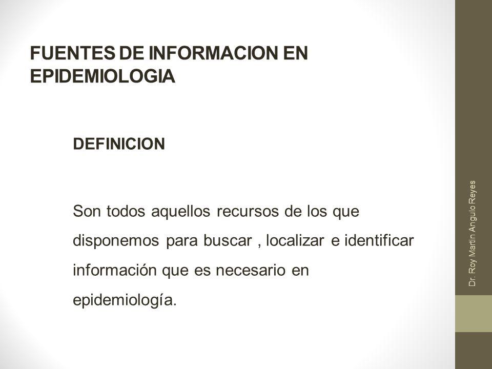 CARACTERISTICAS FUENTES DE INFORMACION a.Exactitud: La información debe reflejar el evento epidemiológico a cual se refiere.