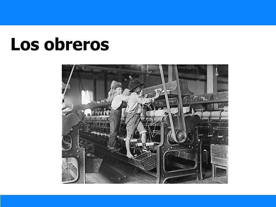 Los obreros