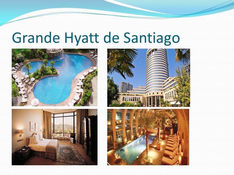 Grande Hyatt de Santiago j