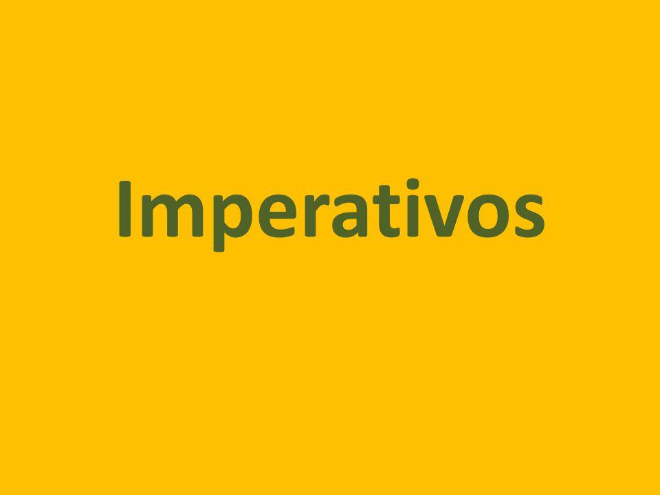 Imperativos