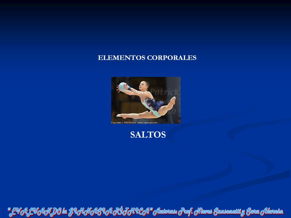 SALTOS ELEMENTOS CORPORALES