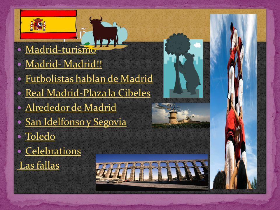 Madrid-turismo Madrid- Madrid!.
