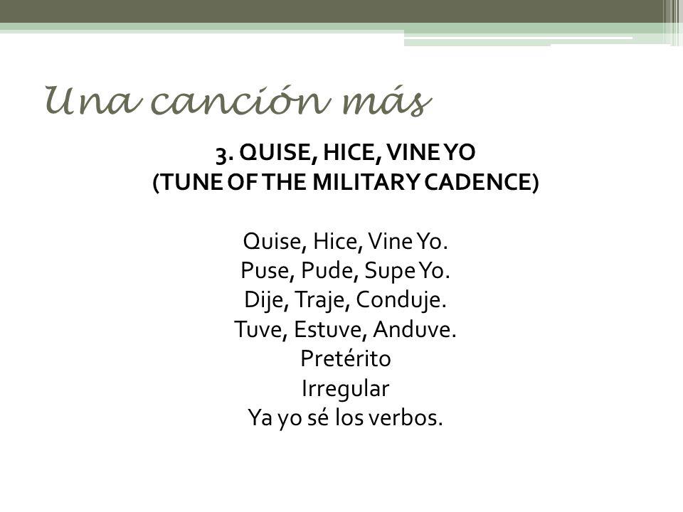 The preterite of hay is hubo. Hubo dos conciertos el viernes. There were two concerts on Friday. (continued)