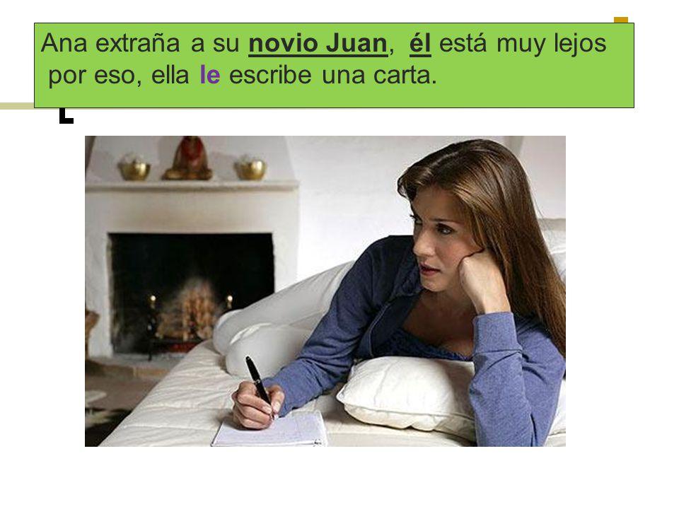 to tell to whom or for whom something is done Mañana yo tengo mi fiesta de cumpleaños por eso Juan me compra un regalo. John buys a gift for me.