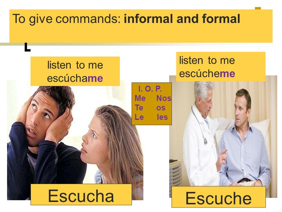 ¿Cómo se dice en español?. Dar Doy damos Das dais Da dan I. O. P. Me Nos Te os Le les Yo te doy un libro