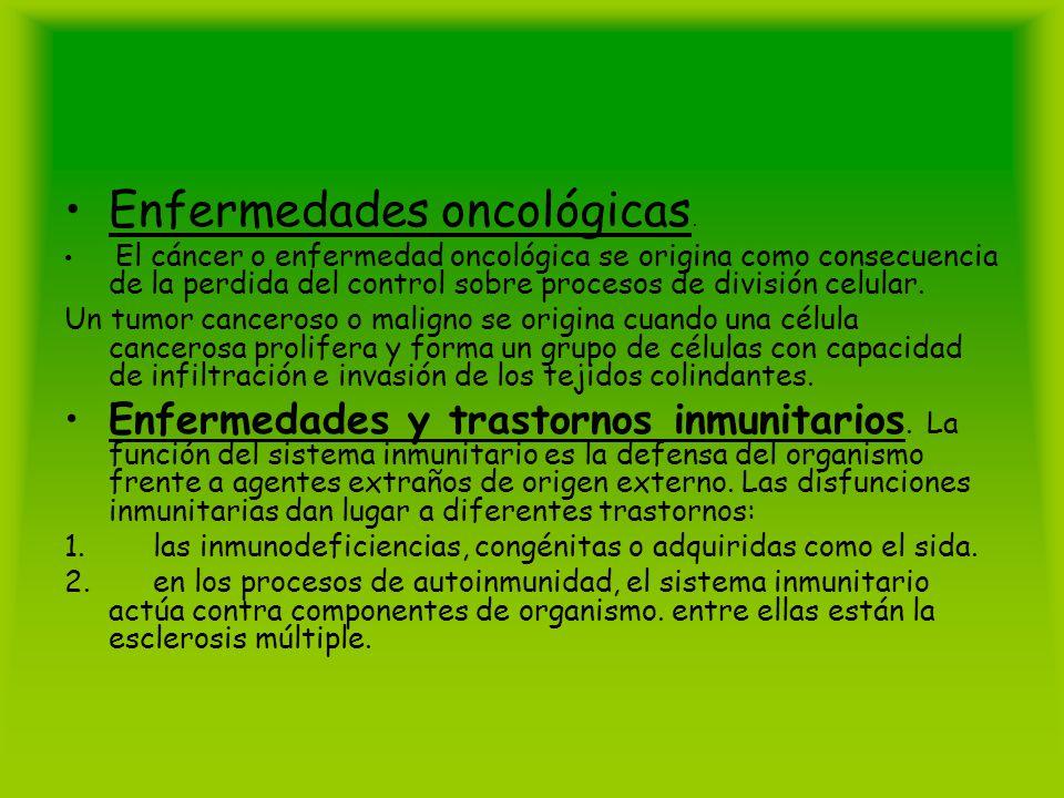 Entre las que mayor incidencia y riesgo presentan están: 1.Aterosclerosis.
